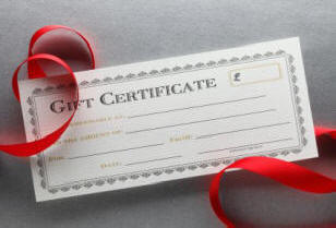 GiftCertificateGBP