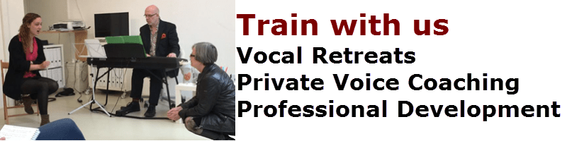 Train with Vocal Process - Vocal Retreats, Private Voice Lessons, Professional Development