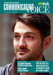 Communicating Voice, the British Voice Association Newsletter, with a review of Gillyanne and Jeremy's appearance at Rock the Stage