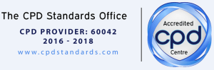 Vocal Process Accredited by CPD Standards Office