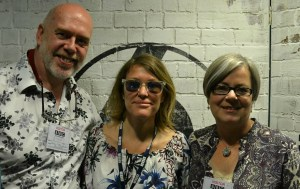 Gillyanne & Jeremy with Cerys Matthews on BBC6 Music