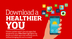 Image of Computeractive magazine's review of health apps featuring our Voice WarmUp app