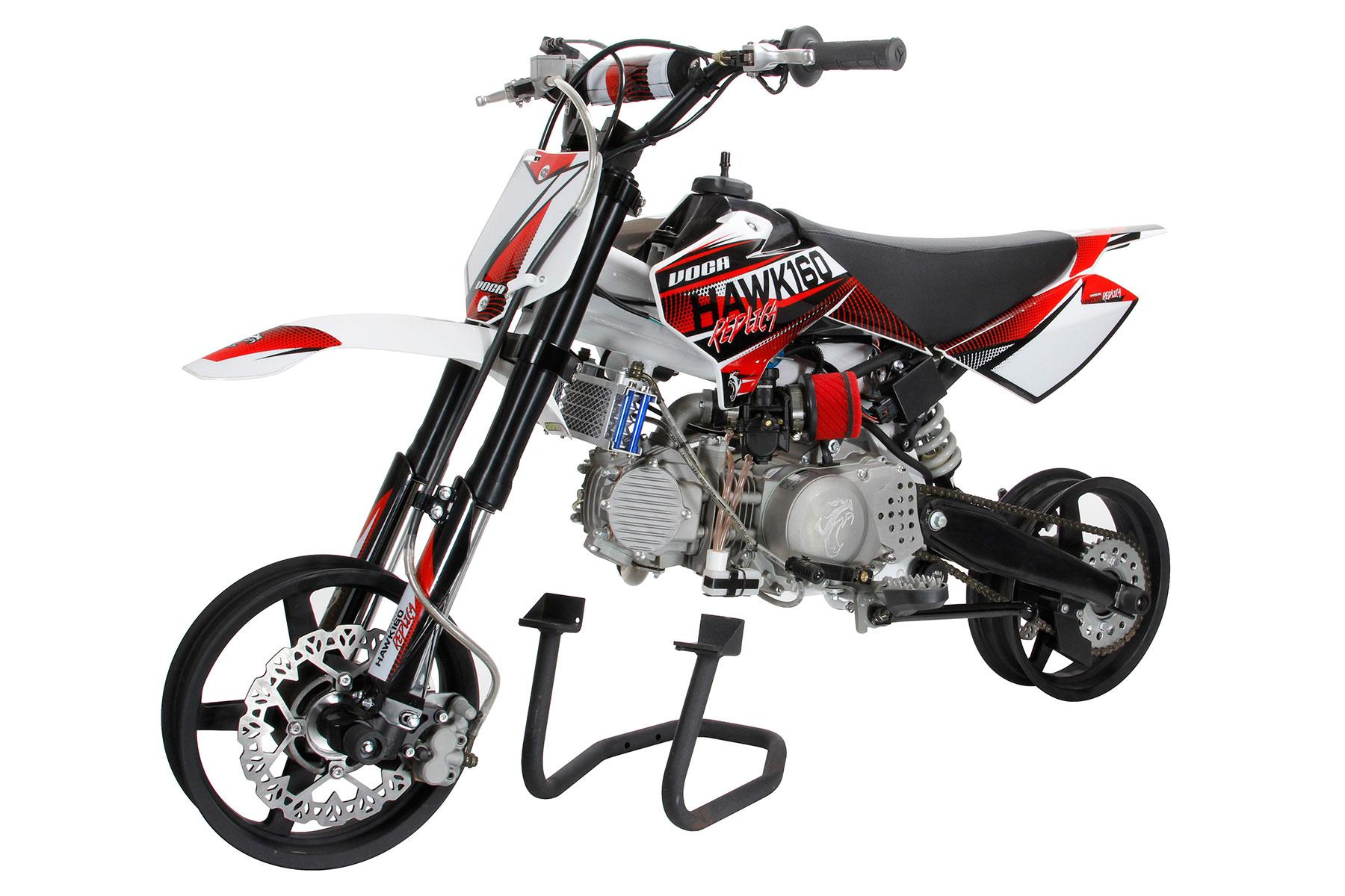Pitbike Voca Hawk160 Replica Vocaracing