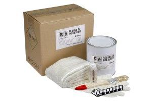 Bodywork repair kit