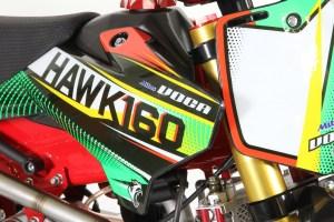 PITBIKE HAWK 160