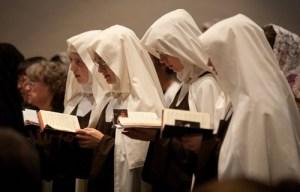 Welcoming Mass 2012