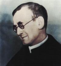 Fr. Justin side