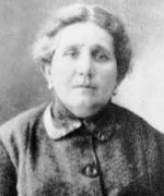 Fr. Justin's mother