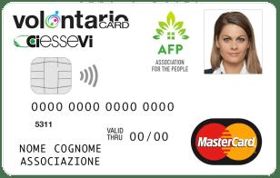 VolontarioCard, la tessera associativa innovativa