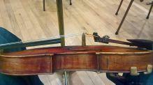 Instrument deteriorat