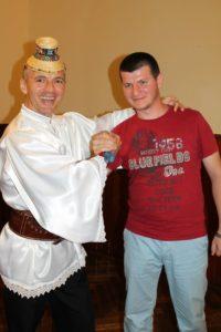 Daniel si Radu Ille