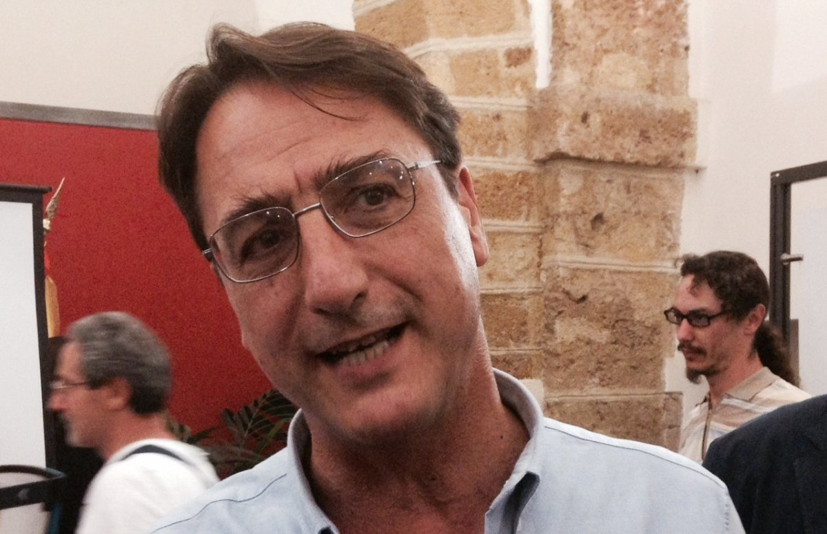 Antimafia claudio fava