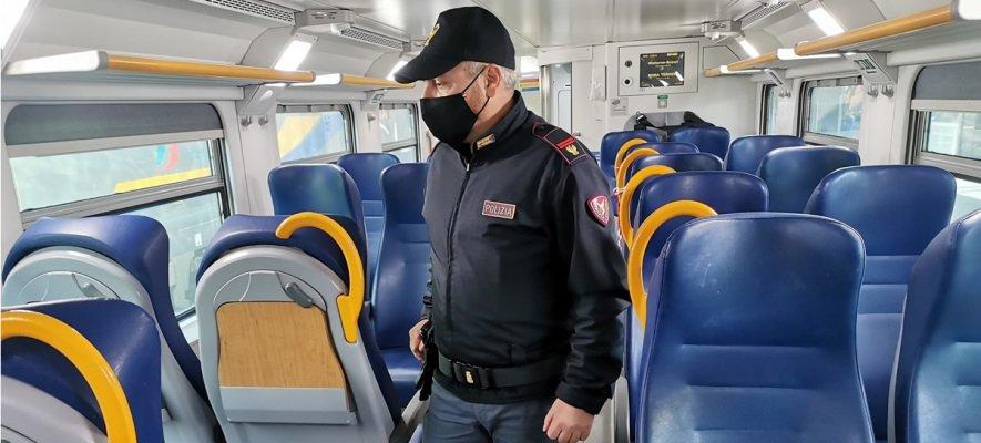 POLFER - 1 arrestato, 3 denunciati, 5 minori rintracciati e 6.500 Euro di  sanzioni elevate - VOCEDIPOPOLO Sicilia on line