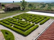 Im Hof von Tenuta Sant` Antonio