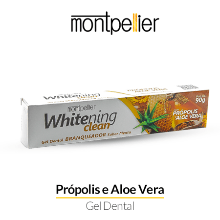 Gel Dental Aloe Vera