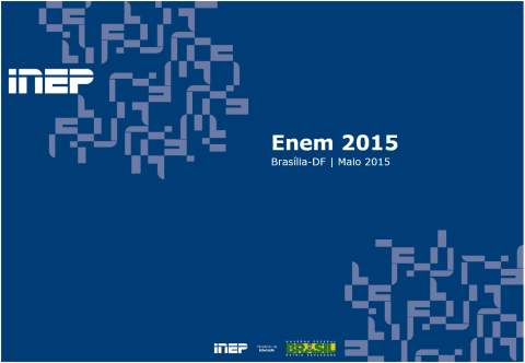 Edital do Enem 2015