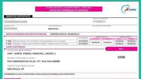 Mais de 4,9 milhões já acessaram inscrição do Enem