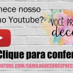 Vídeo: Antes e depois do meu home officie!