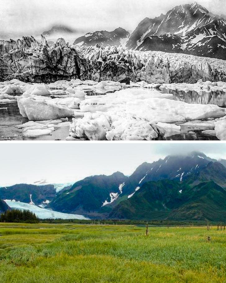 13 fotos que provam que a mudança climática é um problema real