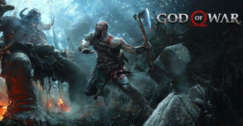 God of War é um dos jogos do PS4 compatívels com a nova versão do PlayStation 5