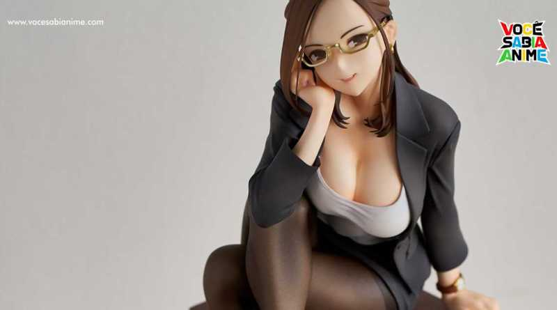 Professora de Miru Tights ganha figure