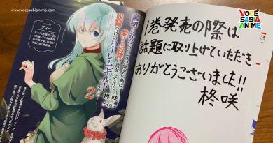 Autor de Ryuuou no Oshigoto Compartilha História de sua Filha e Novel Hentai
