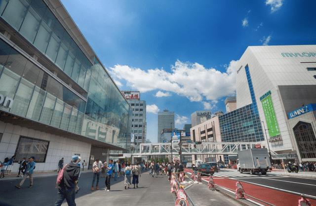 Homem se enforca na Estação mais Movimentada de Tóquio