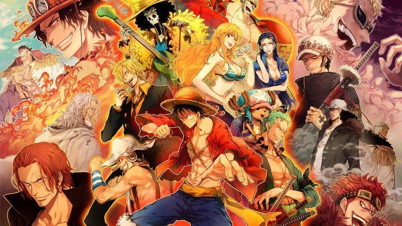 Série live-action de One Piece é da Netflix