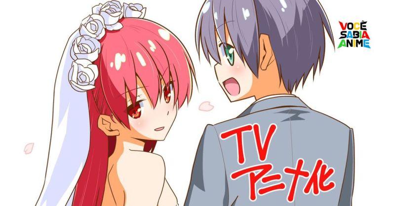 Anime de Tonikaku Kawaii anunciado