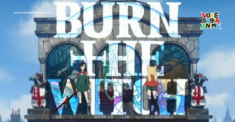 Burn the Witch é um filme