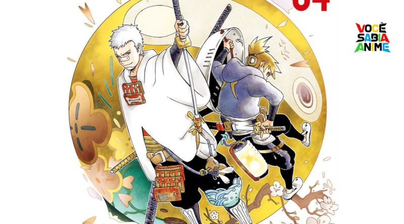 Mangá Samurai 8 chega ao Fim