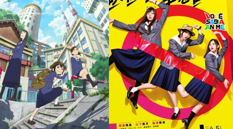 Os Comitês de Produção do Anime e Filme de Eizouken são Completamente Diferentes