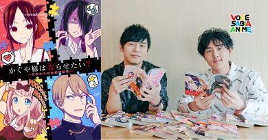 Segunda Temporada de Kaguya-sama Terá mais Paródias