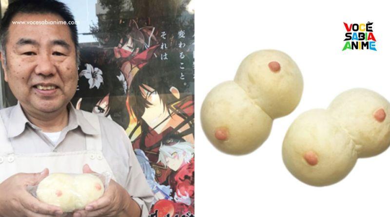 Senran Kagura já vendeu Pães em formato de Peitos