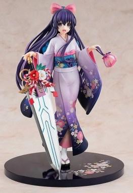 Tohka Yatogami 17 KDcolle Figure Finest Kimono Ver (2)