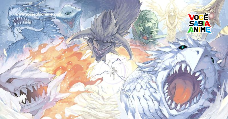 Curiosidade sobre os Dragões de Toaru
