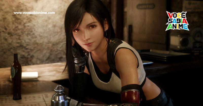 Remake de Final Fantasy ressuscita Doujin de 10 anos