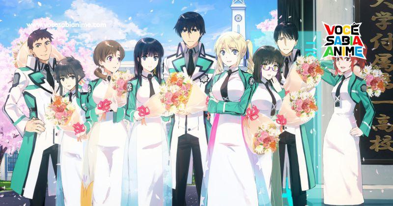 Light Novel de Mahouka termina no Vol 32, que sai em Setembro