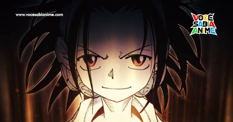 Shaman King ganha novo Anime!