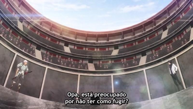 Comentando Maou Gakuin no Futekigousha Ep 1