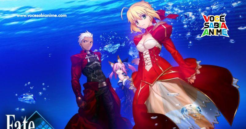 Studio BB lança site de Contagem Regressiva pros 10 anos de Fate/Extra