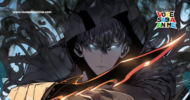 CEO da Noble Comics diz que eles querem Anime de Solo Leveling