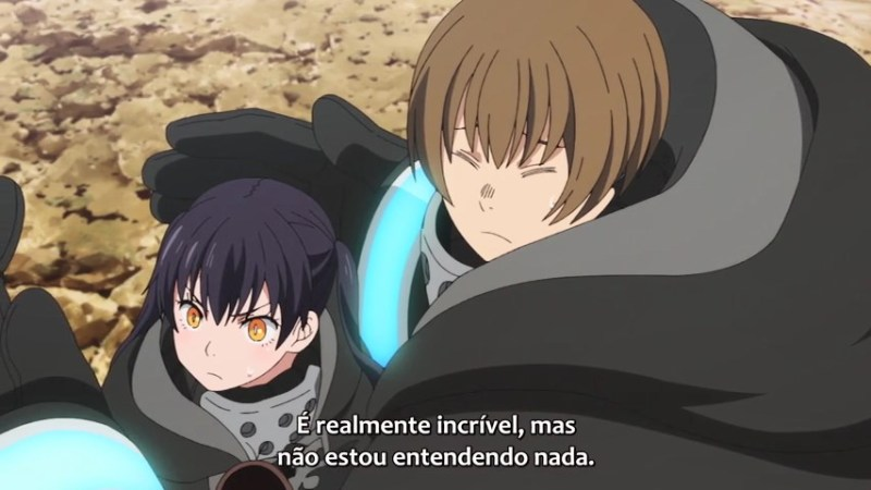 Comentando Fire Force 2 Ep 9