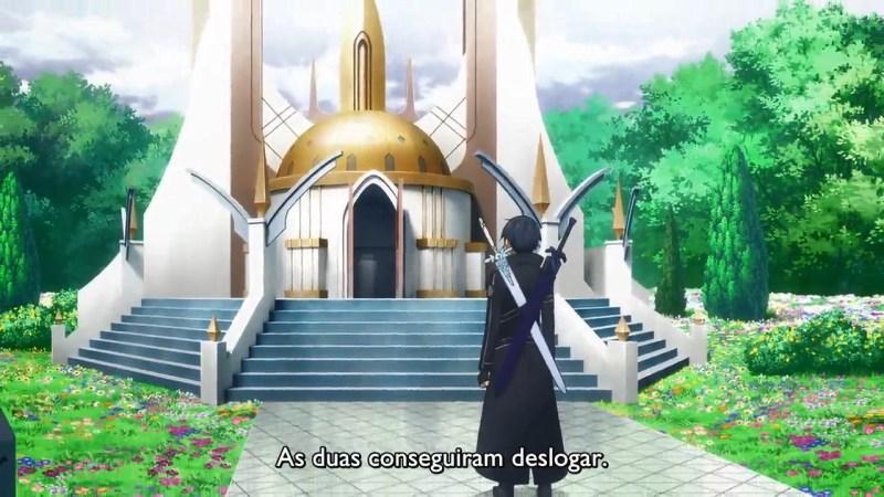 Comentando Sword Art Online WoU Ep 20