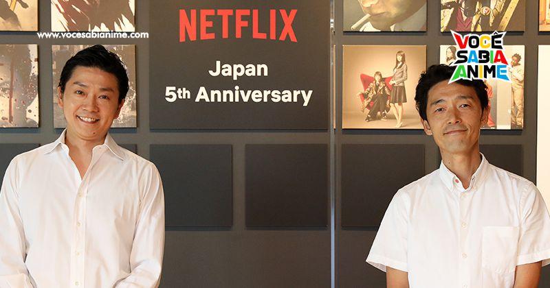 Netflix chega nos 5 Milhões de assinantes no Japão