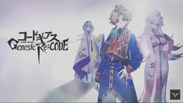 Live de Code Geass revela novo anime e game mobile