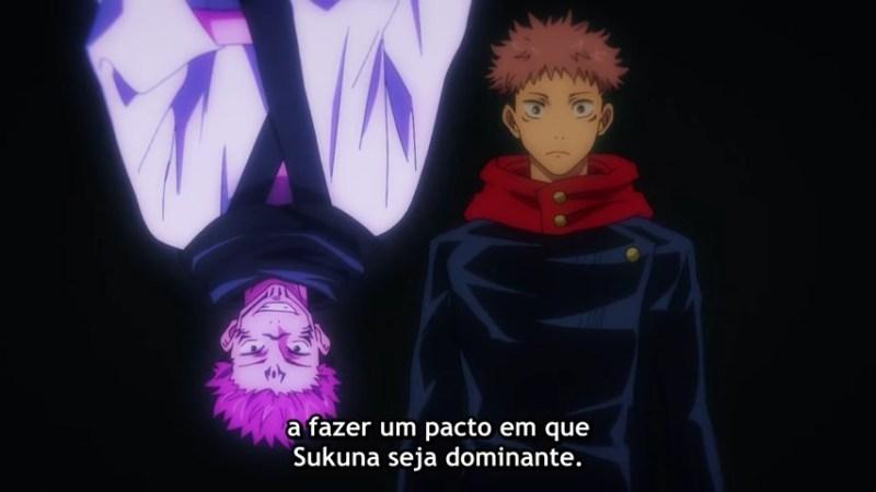 Comentando Jujutsu Kaisen Ep 11