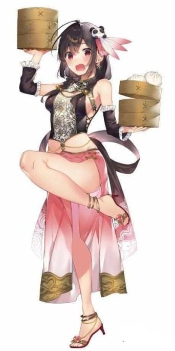 Megumin-Yunyun-china-dress-artwork (2)
