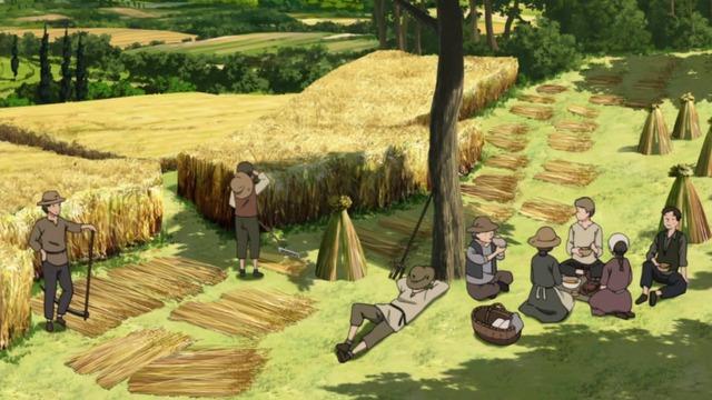 Fãs percebem que alguns cenários de Mushoku Tensei foram pegos de outros lugares