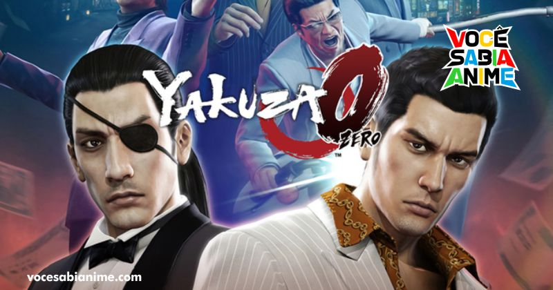 O que achei de Yakuza 0